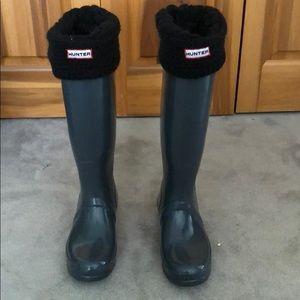Tall Hunter Rainboots - Brand New
